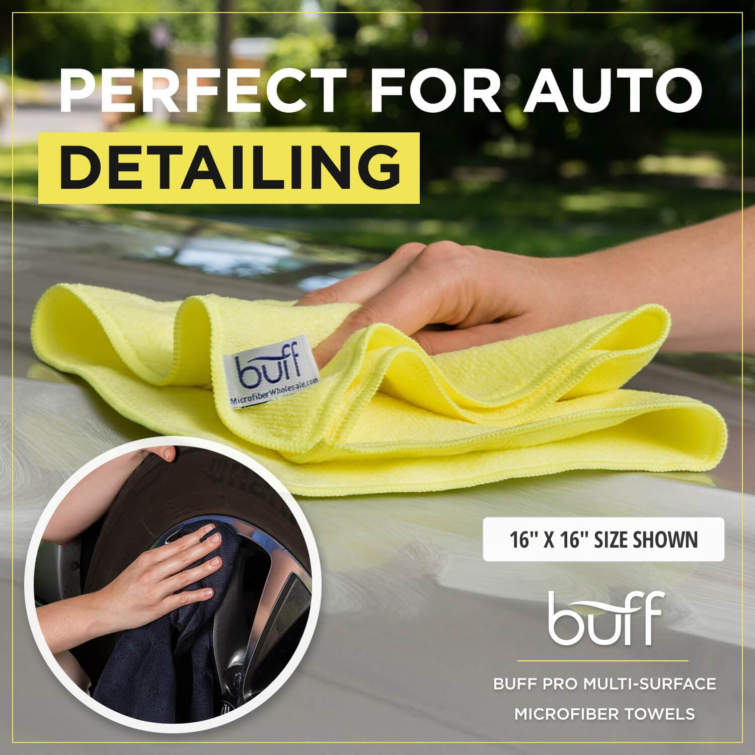 Microfiber Cloths For Cars