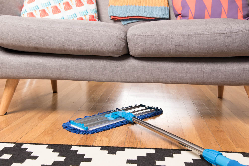 dry mop heads for hardwood floors