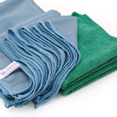 Microfiber Glass Cleaning Pack