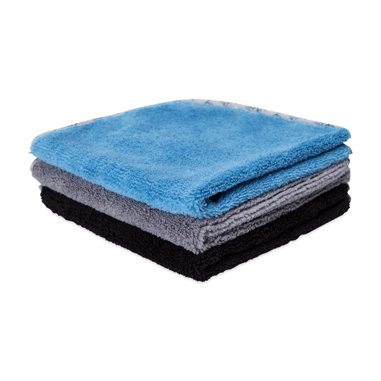 "16 ""x 16"" Buff™ Detail 400 Microfiber Towel - 6 Pack"