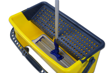 Improved Microfiber Mop Bucket