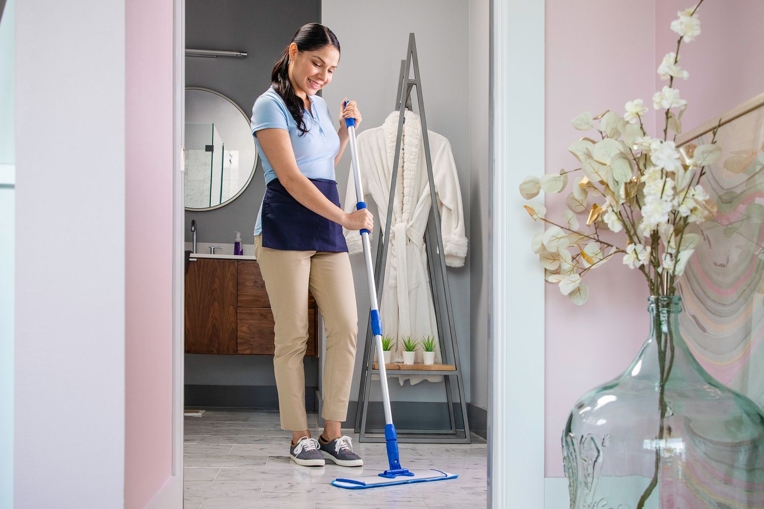 Wet Mop For Tile Floors
