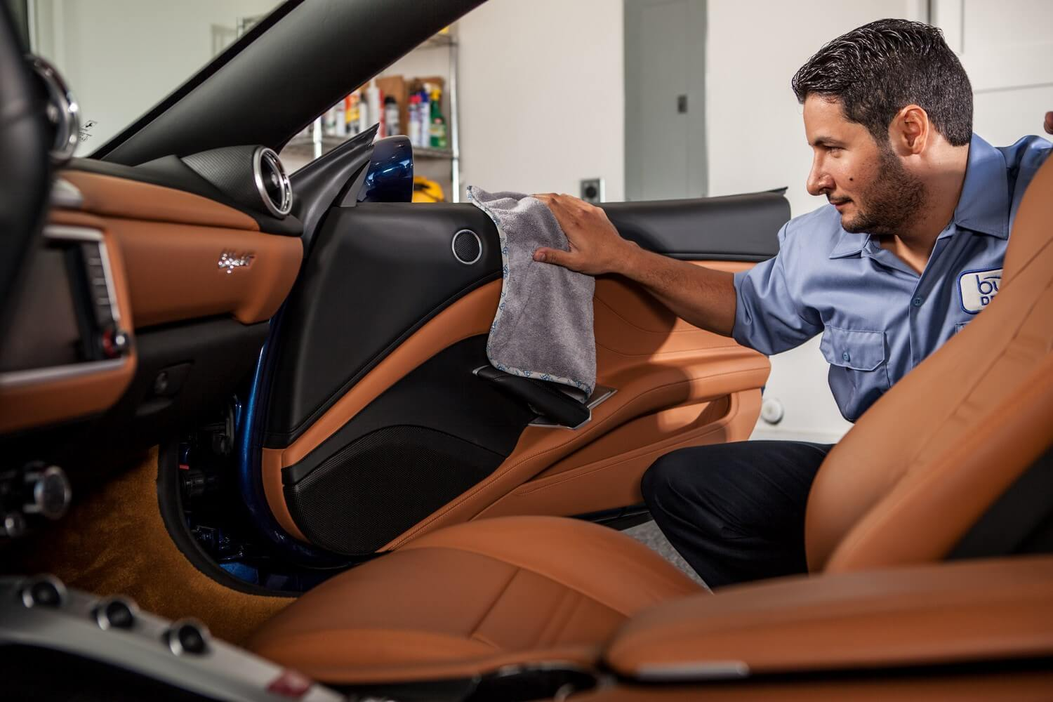 microfiber towel for car seats