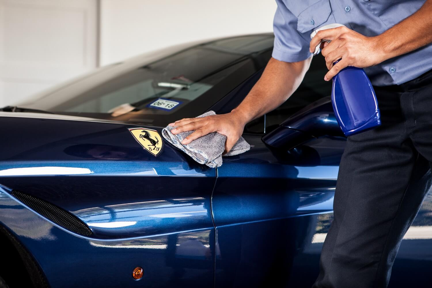 Microfiber Detailing Towels For Polishing