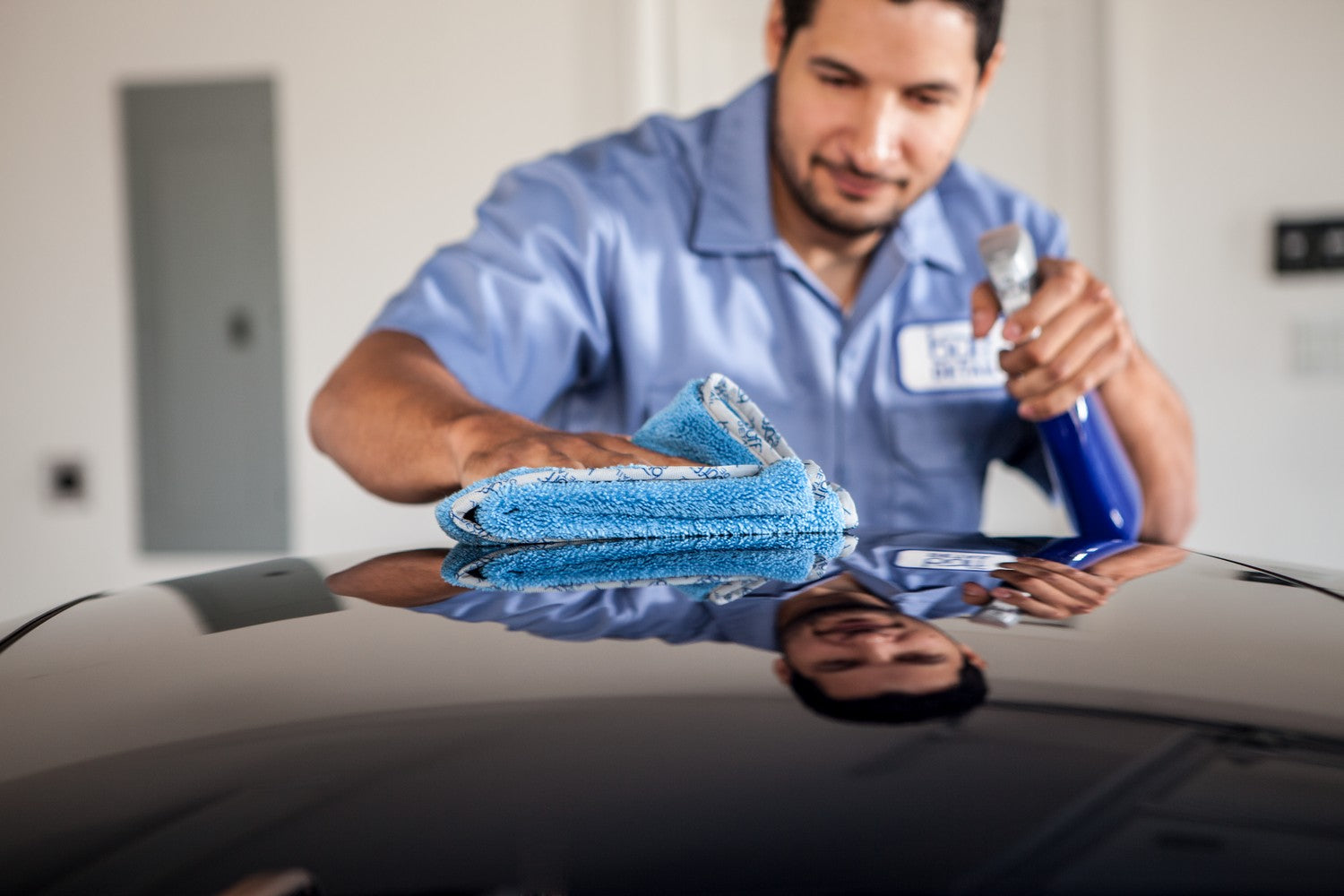 best microfiber towels for car detailing with spray