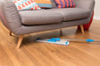 MWM20 - 20 Inch Microfiber Wet Mop Pads For Hardwood Floors