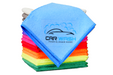 "Printed 12""x12"" Pro Multi-Surface Microfiber Towel"
