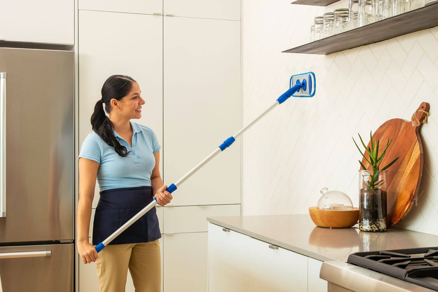 wall washing tools