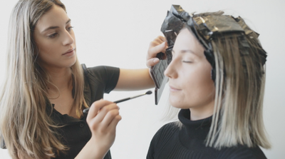 REDKEN AND FOIL ME EMBARK ON PARTNERSHIP