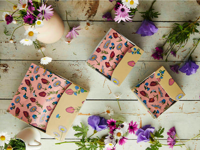PRODUCT OF THE DAY: FOIL ME WILDFLOWER COLLECTION