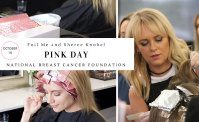 FOIL ME LAUNCHES PINK DAY TO SUPPORT BREAST CANCER AWARENESS