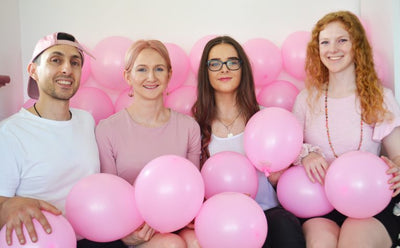 FOIL ME BECOMES CORPORATE PARTNER FOR BREAST CANCER AWARENESS & FOIL ME TO EXPAND TO CANADA
