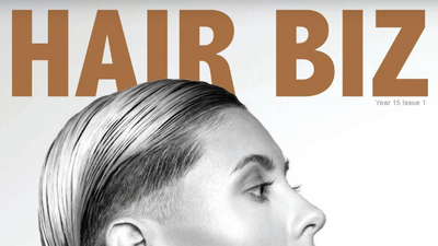 HAIR BIZ Year 15 Issue 1