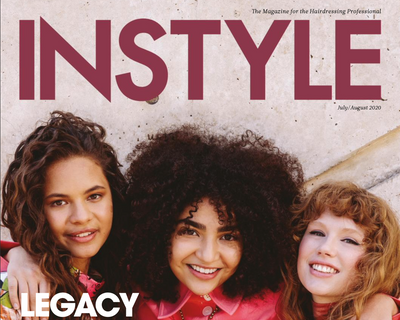 INSTYLE JULY/AUGUST