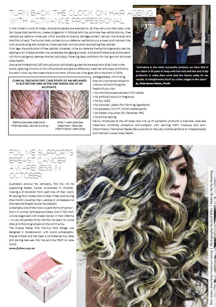 HAIRBIZ Year 11 Issue 5