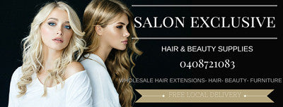 foil me stockist - salon exclusive