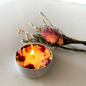 Oriental Flower Signature Candle