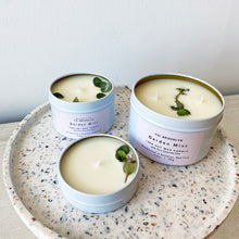 Load image into Gallery viewer, Garden mint  Signature Candle【100% Pure Essential Oils】