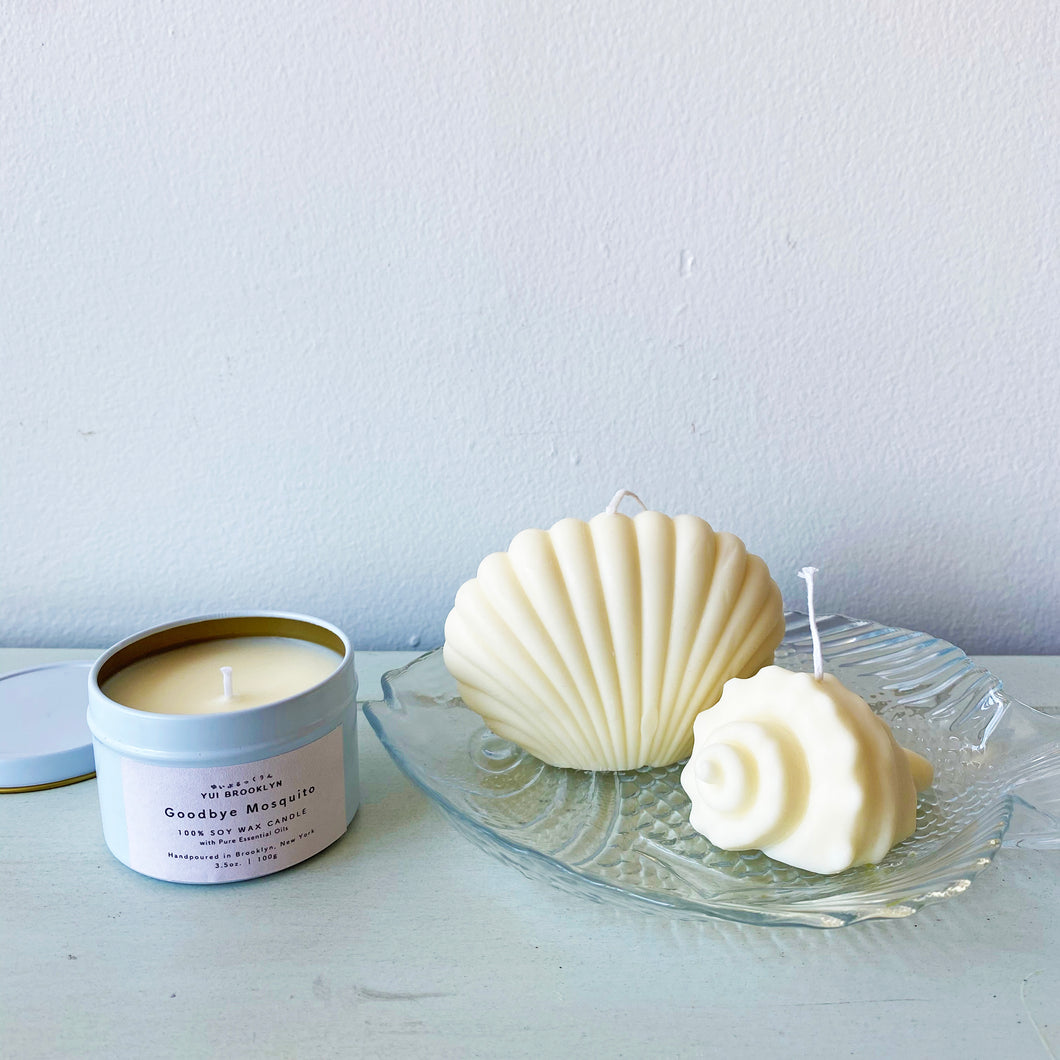 Summer Vibes Gift Pack!  Soy Wax Shape Candle  │ Kawaii Candle