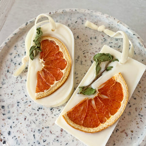 Grapefruit Moon Botanical Soy Wax Tablet