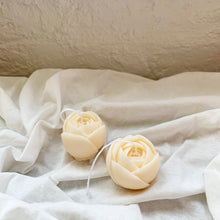 Load image into Gallery viewer, 【NO COLOR】Mini Roses Shape Candle  │ Kawaii Candle