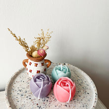 Load image into Gallery viewer, Colorful Mini Roses Shape Candle  │ Kawaii Candle
