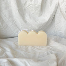 Load image into Gallery viewer, 【No Color】Curvy & Wavy Shape Soy Wax Candles │ Kawaii Candle