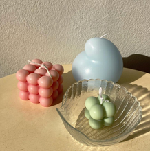 Load image into Gallery viewer, Colorful Small Bubble Candles  │ Kawaii Candle