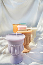 Load image into Gallery viewer, Vintage Glass Shaped Soy Wax Candle │ Kawaii Candle │ Yui Brooklyn