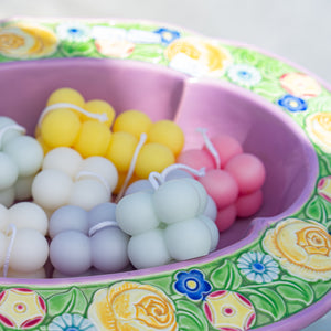 Colorful Small Bubble Candles  │ Kawaii Candle