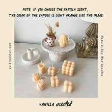 Load image into Gallery viewer, Summer Vibes Gift Pack!  Soy Wax Shape Candle  │ Kawaii Candle