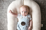Baby Lounger + Milk Slip-on-cover