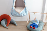 Cocoon Swing | Powder Blue