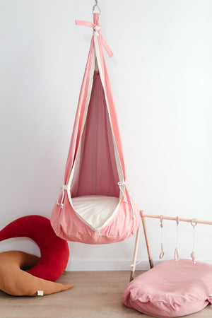 Cocoon Swing | Dusty Pink
