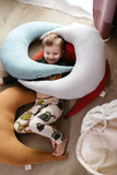 Baby Breastfeeding, Support & Play Pillow