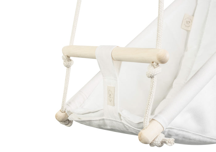 swingy nest hammock baby swing, hammock toddler swing,. toddler swing, white toddler swing, indoor baby toddler swing, cotton hammock swing for outside, terrace cotton hammock swing, baby swing, dark grey hammock swing, light grey hammock swing, blue hammock swing, navy blue hammock swing