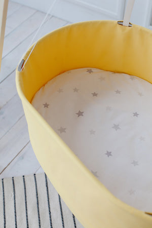 Hanging Baby Cradle | Lemon