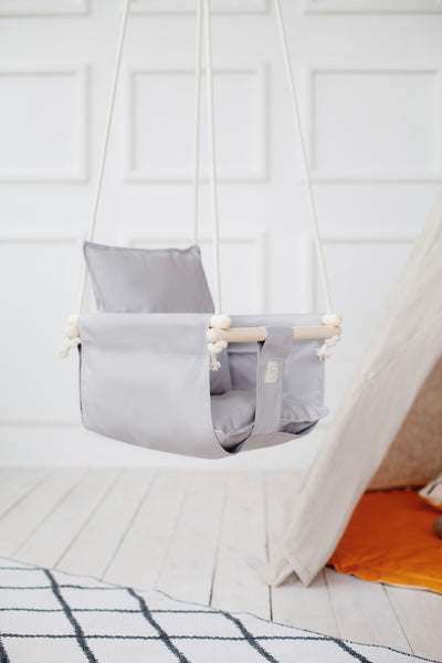 Baby Swing With Support Pillows | More Colours