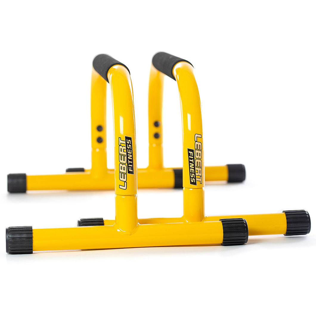 Lebert Parallettes - Yellow