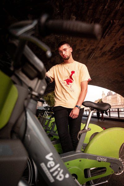 T-SHIRT GOLDEN | Notic x Vulvacard
