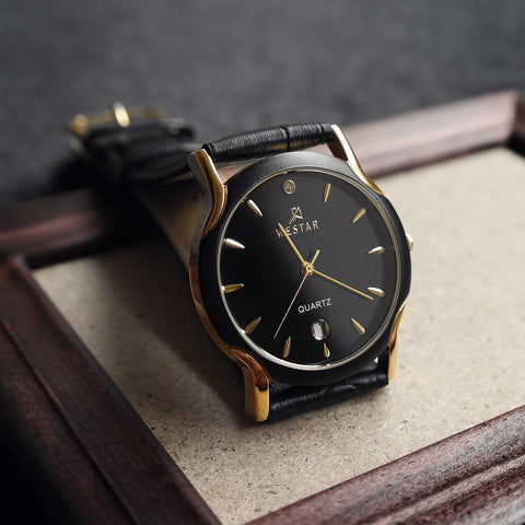 Westar Marquis in Black/Gold