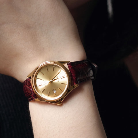 Casio Maestro in Gold - Hers