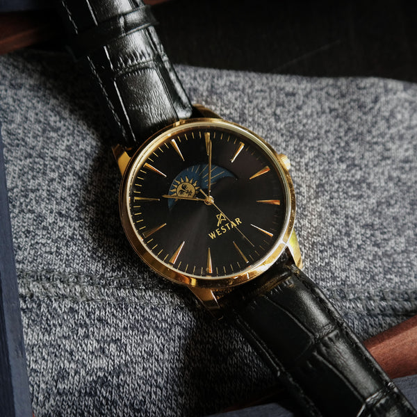 Westar Comet in Black/Gold