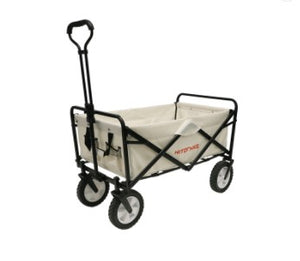 CAMPING FOLDABLE TROLLEY CART