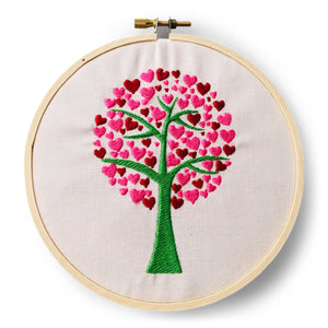 Hoop - Heart Tree