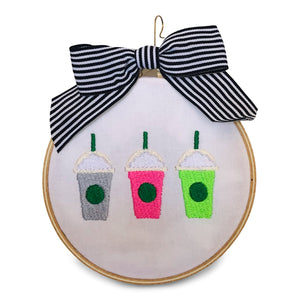 Ornament - Starbucks Drinks