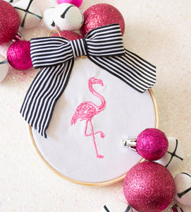 Ornament - Flamingo