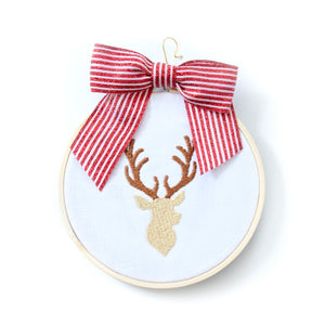 Ornament - Deer Buck