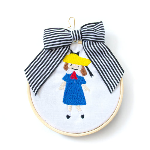 Ornament - Madeline Little Girl