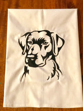 Load image into Gallery viewer, Labrador Retriever Dog Towel